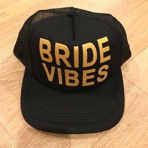Bride Vibes Bachelorette Honeymoon Hat Trucker